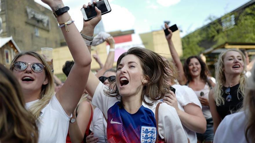 Inglaterra sueña con su segunda estrella