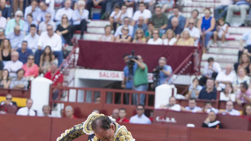 Más toreros que toros en Murcia