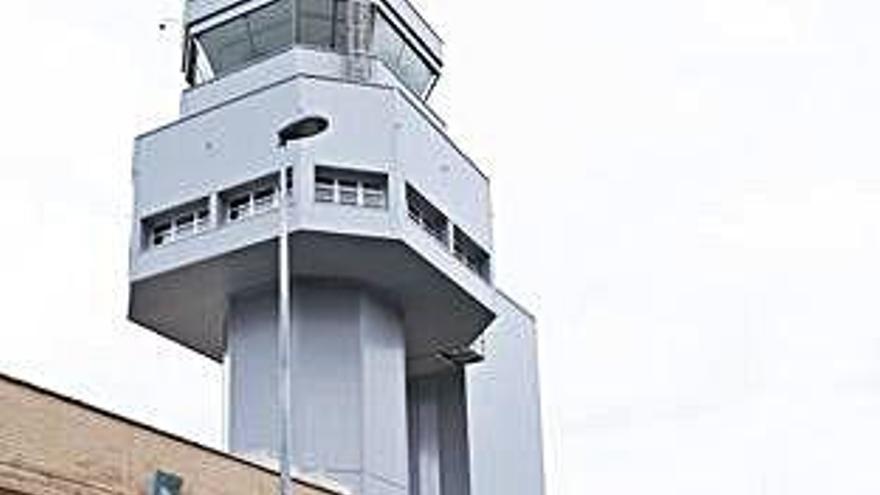 """El centro de Rozas inaugura la torre de control """"más avanzada"""" de España"""