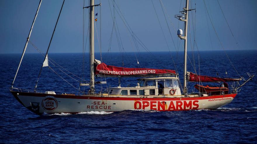 Espanya autoritza Proactiva Open Arms a desembarcar la supervivent i els dos cadàvers al port de Palma