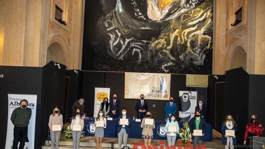 Entrega de premios Albacara en Caravaca