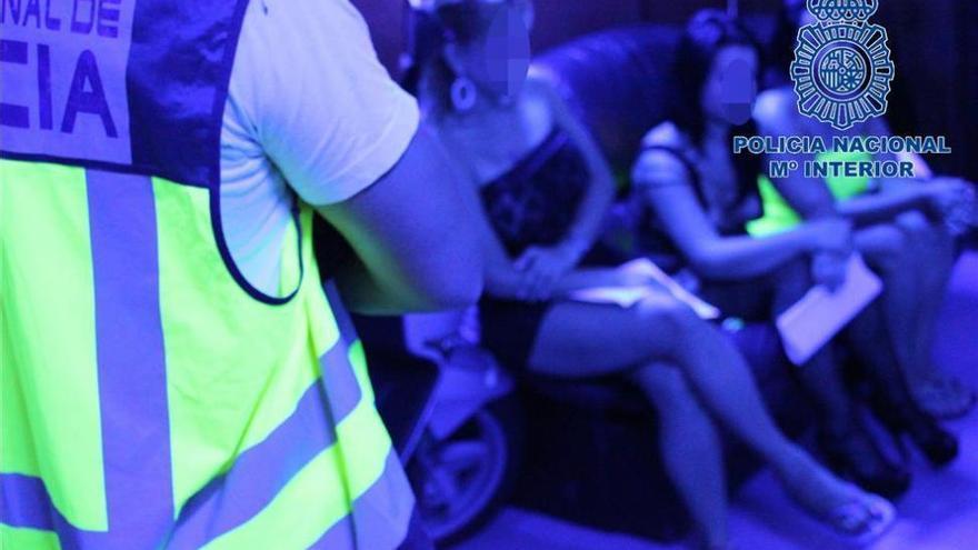 La Policía Nacional de Córdoba libera a tres mujeres obligadas a prostituirse