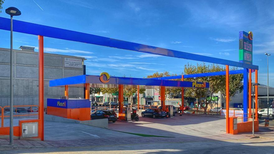 Plenoil abre en Benissa su novena gasolinera en Alicante con los mejores precios de la provincia