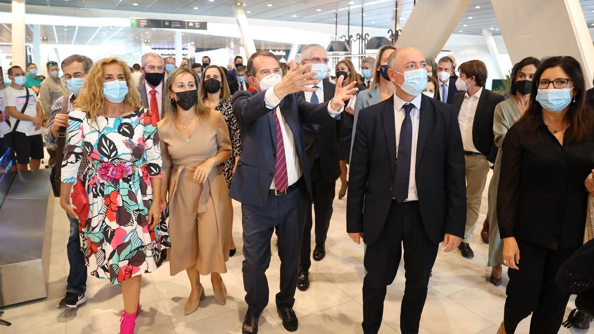 Vialia abre sus puertas con una fiesta de inauguración