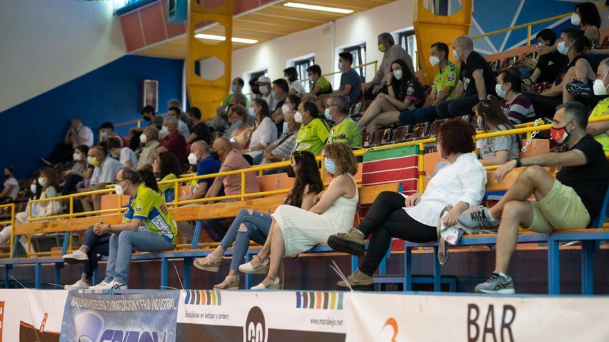 Castilla y León amplía los aforos deportivos