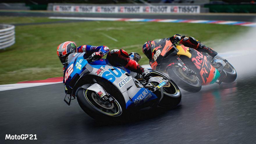 MotoGP 21 llega con una entrega espectacular