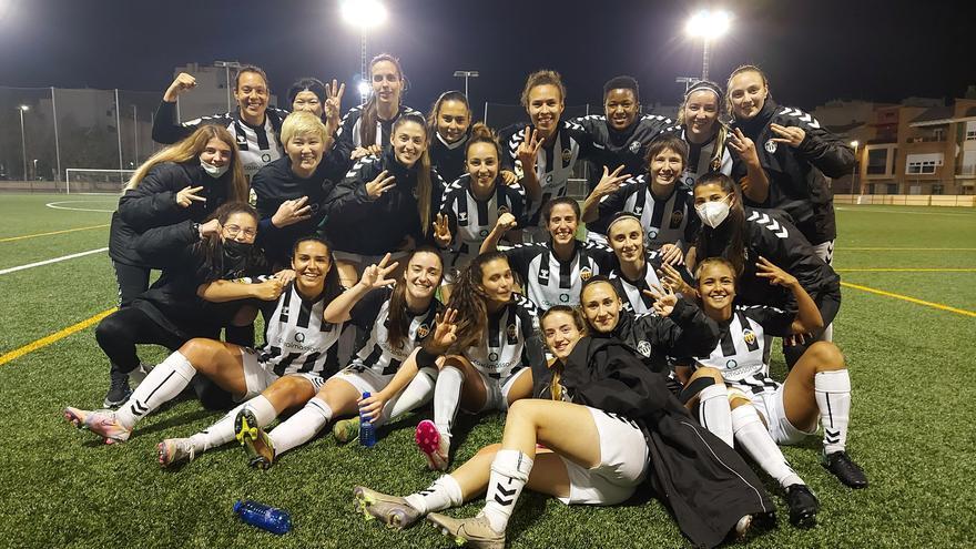 El Joventut Almassora logra una victoria gigante ante el Juan Grande (2-0)
