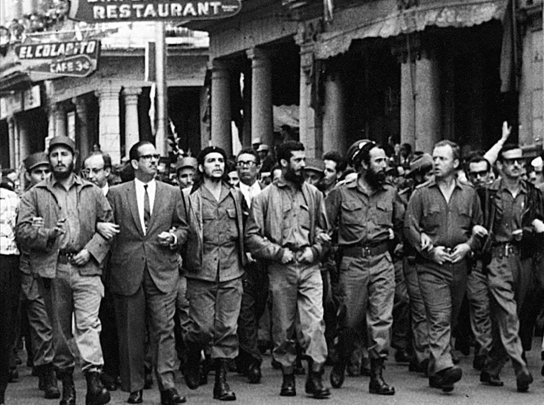 FOTOGALERÍA // La vida de Fidel Castro en imágenes