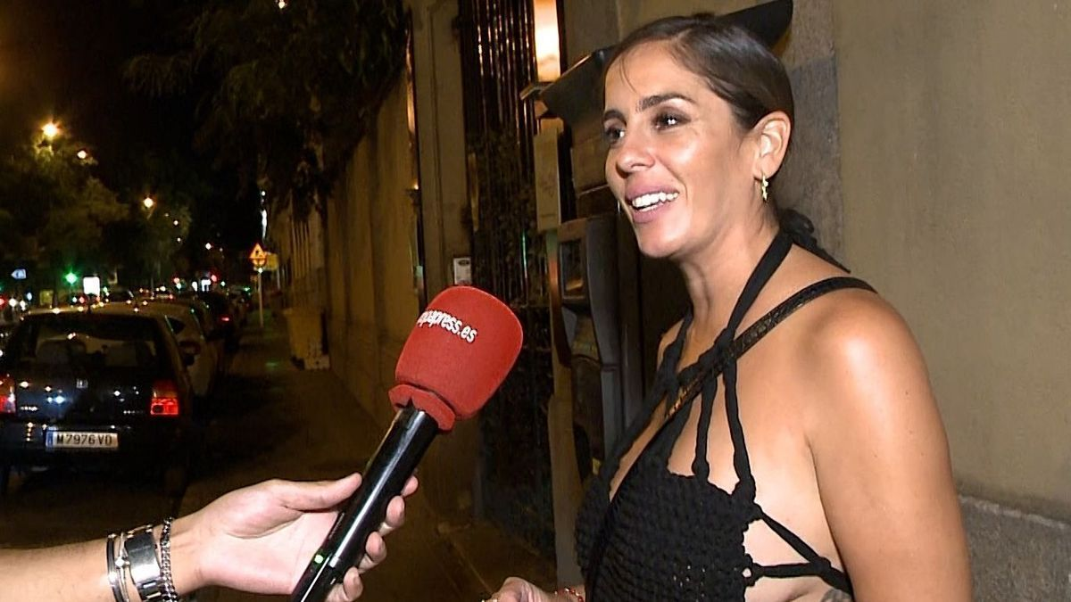 """La boda de Anabel Pantoja envuelta en polémica: """"Te meto un bastonazo"""""""