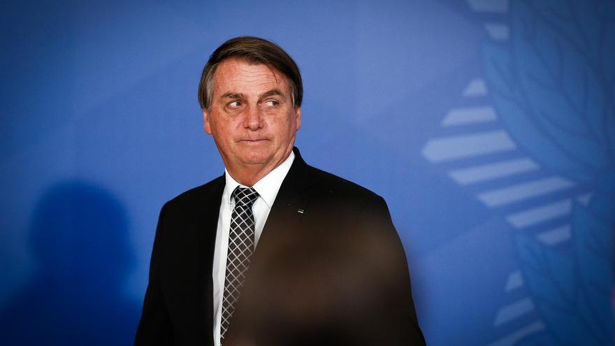 El Supremo pide a la Fiscalía investigar a Bolsonaro por defender la cloroquina para tratar el coronavirus