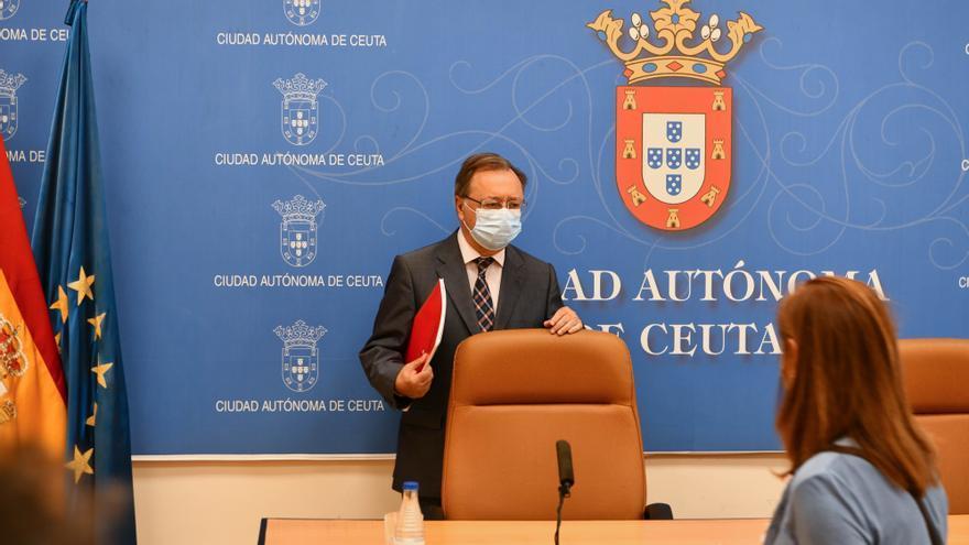 Ceuta admite que pidió activar el acuerdo con Marruecos e Interior lo gestionó