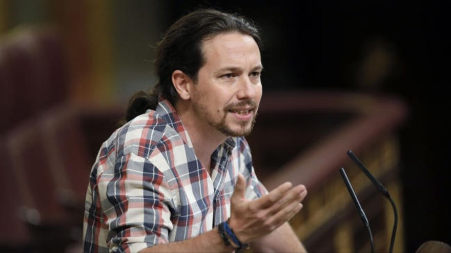"""Iglesias planta cara a los 'errejonistas' en Madrid: """"Habrá propuestas mejores"""""""