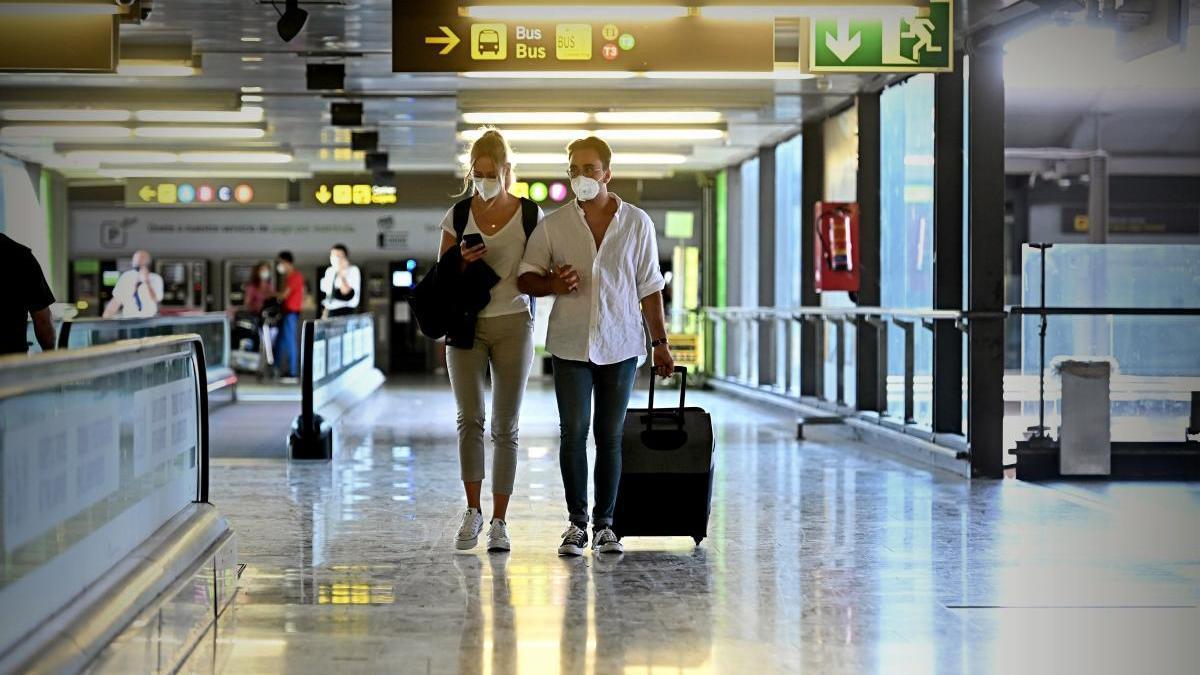 Cae un 80% en julio el tráfico de pasajeros en Corvera