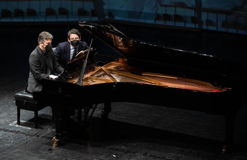 Concierto 'Miradas' de Quantum Ensemble en el Auditorio de Tenerife
