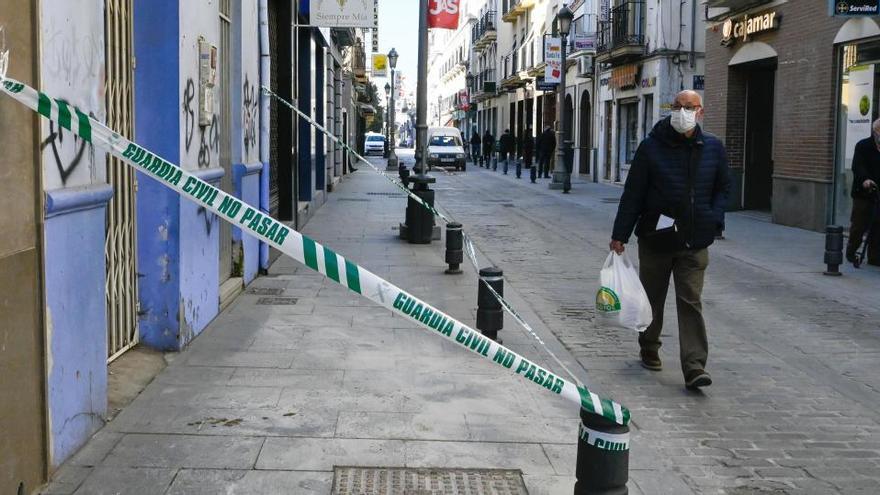 Granada intenta reponerse del susto de una serie sísmica que sigue activa