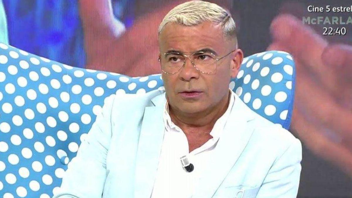 Jorge Javier Vázquez, presentador de Sálvame.