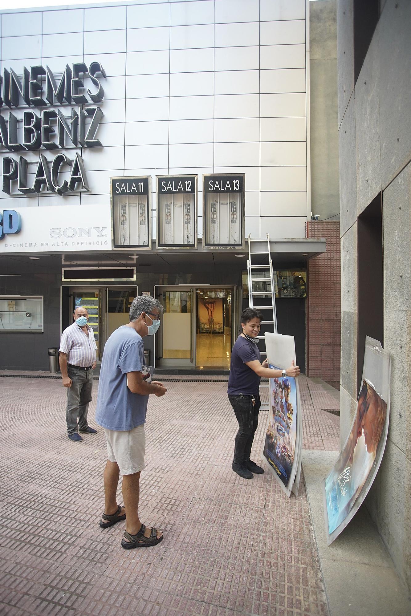 Els Albèniz Plaça abaixen la persiana indefinidament després de quaranta anys