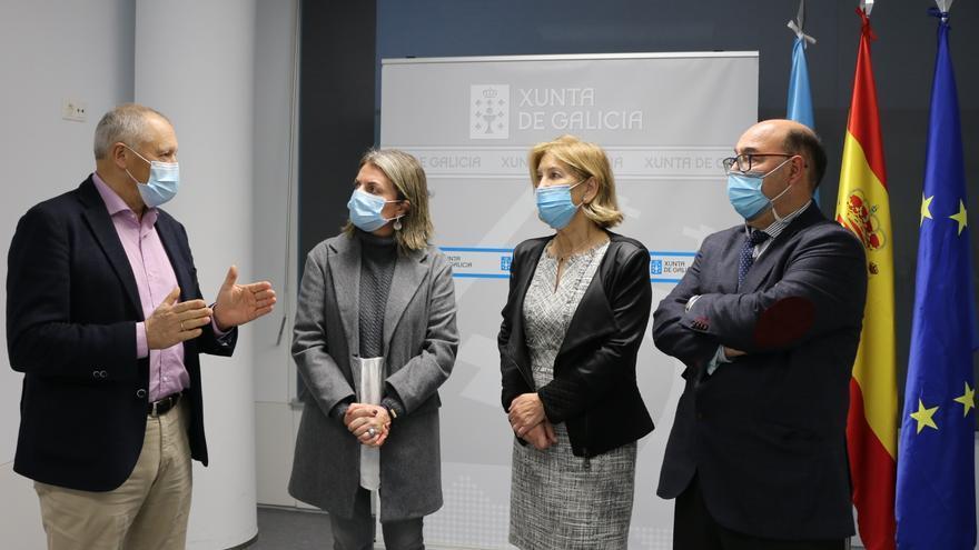 Comienza el cribado de 2.700 alumnos en institutos del área sanitaria de Pontevedra y O Salnés