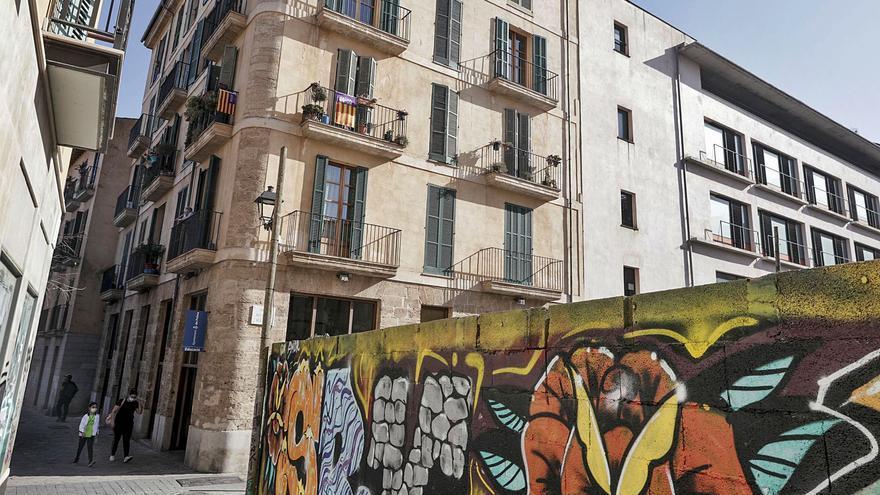 Cort «revitaliza» el Patronat  de l'Habitatge para afrontar la «brutal» demanda de vivienda