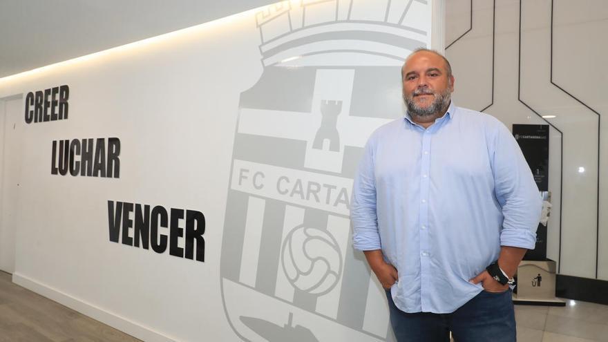 "Manuel Sánchez Breis: ""El objetivo a largo plazo es llevar el club a Primera"""