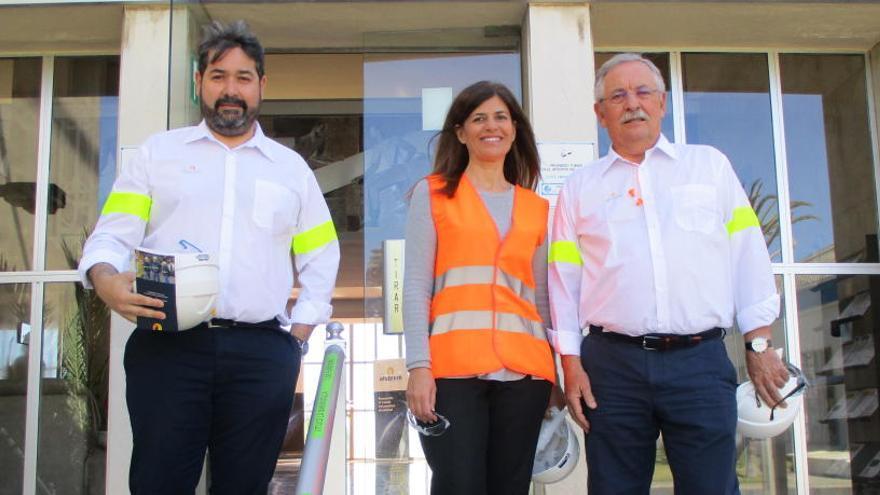 Aludium reclama una rebaja de la luz y la puesta en marcha del Corredor Mediterráneo