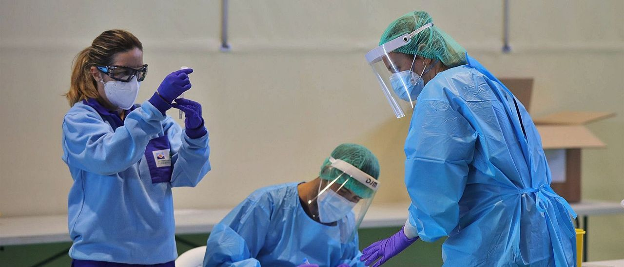 Brote de coronavirus en once médicos después de estar en un congreso en Palma de Mallorca