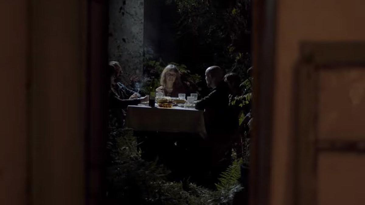Una escena de '9 fugas'.