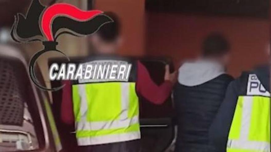 Capturan en Benidorm a un fugitivo buscado por reventar 73 cajeros con explosivos en Italia