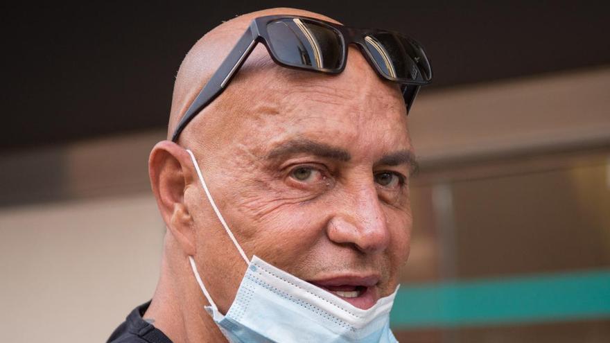Preocupación en Sálvame por el estado de salud de Kiko Matamoros