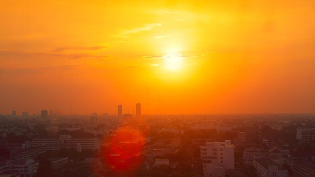 Las noches calurosas disparan un 16% la mortalidad en España