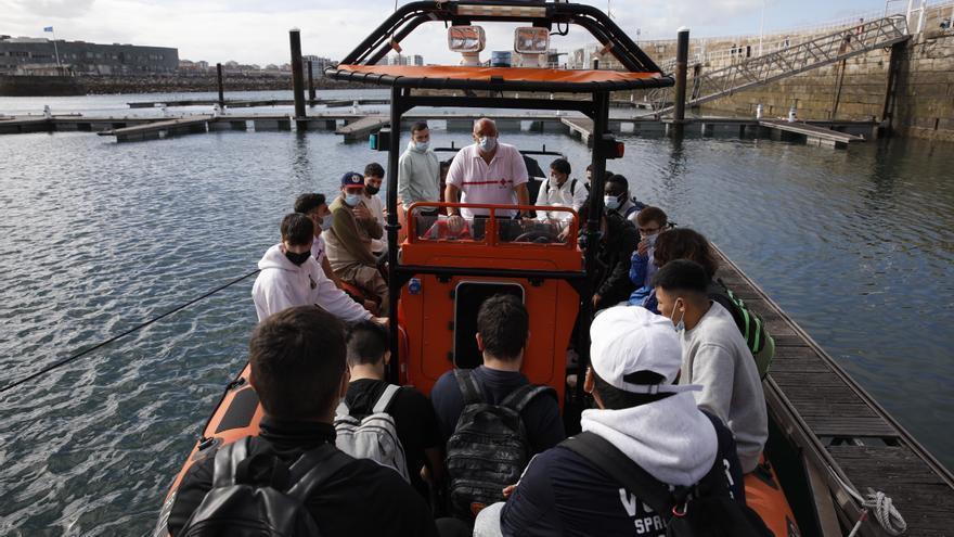 Cruz Roja del Mar, un rompeolas del voluntariado