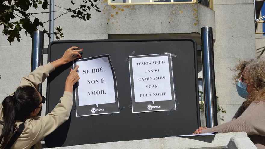 Zeivas se demarca de la declaración institucional del Concello de Marín sobre el 8-M
