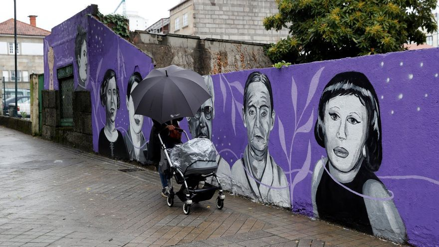 Las pioneras gallegas del feminismo, nuevas vecinas de la Gran Vía