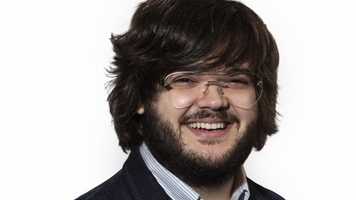 Alfonso Casado, graduado en Animación Digital