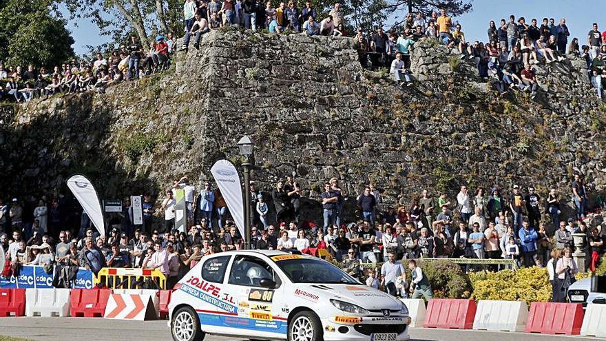 El CUVI será el centro de operaciones del próximo Rally Rías Baixas