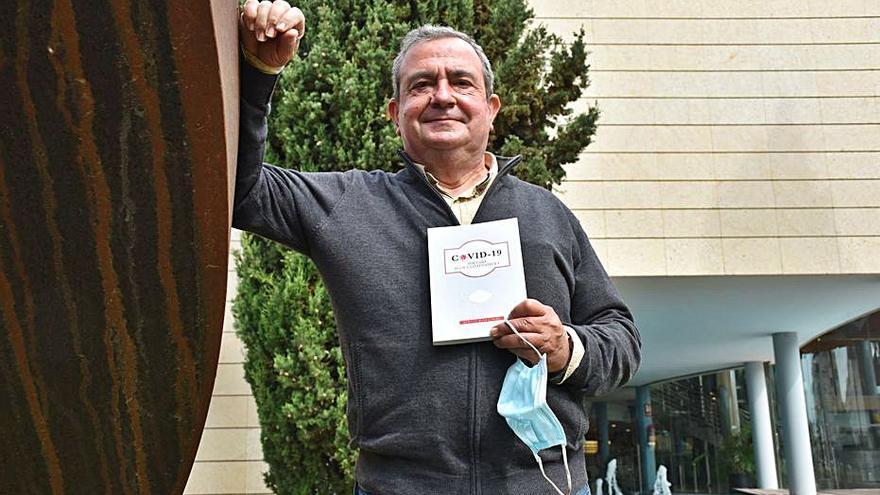 Bernat Joan participa en el libro 'El català, la llengua efervescent'