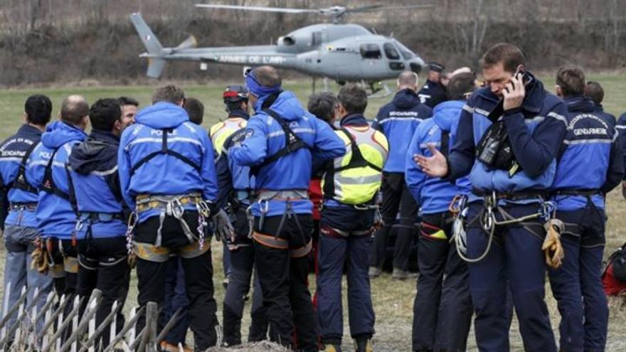 Primeres imatges del rescat