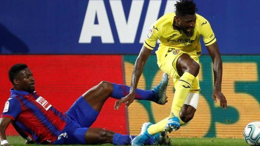 Orellana tumba al Villarreal en el minuto 95 (2-1)