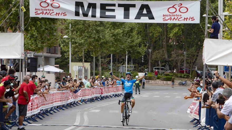 XXXII Trofeu de Ciclisme Fira d'Agost de Xàtiva 2021.