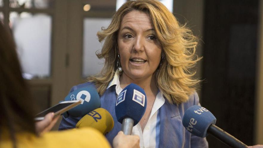 """Mallada achaca a la """"nefasta gestión"""" del PSOE noticias como la de Arcelor"""