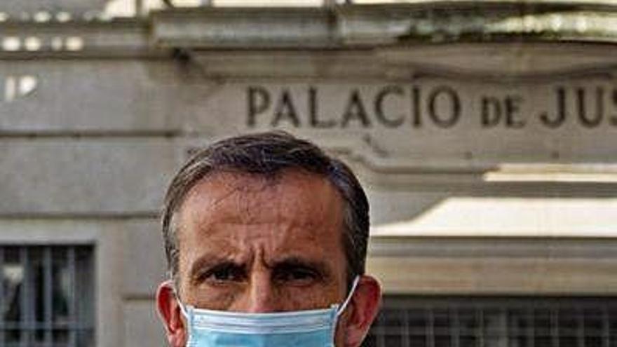 Gabriel Santos, nuevo decano del Colegio de Procuradores de Pontevedra