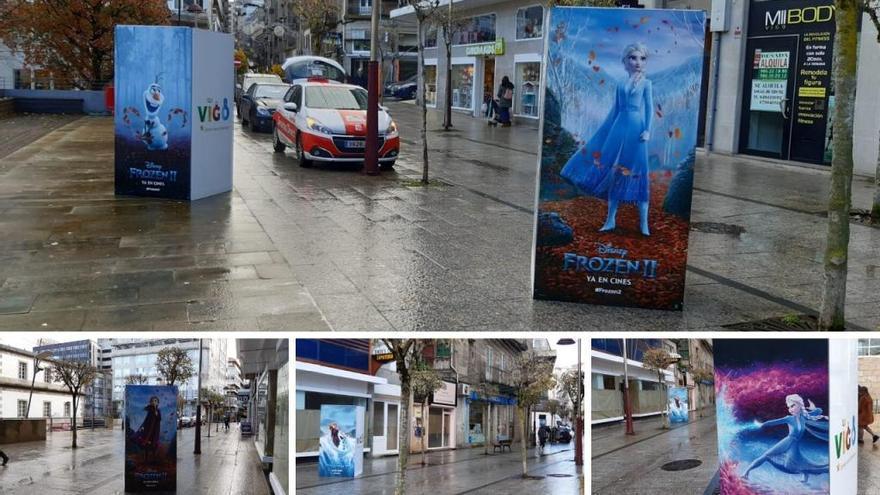 El reino de Frozen cristaliza: el Progreso luce como Arandelle