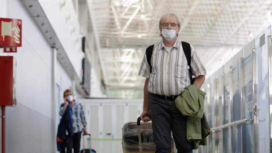 Se prorroga hasta el 30 de junio la restricción de viajes desde países de la UE