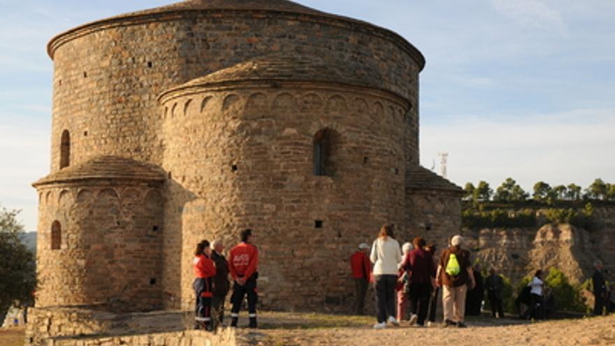 Església del Castell de Sant Esteve i Sant Sebastià