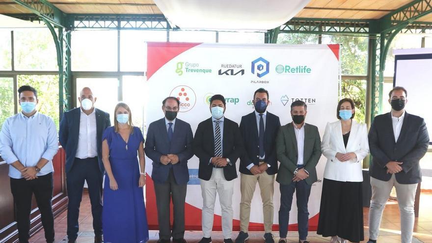 AJE Málaga premia el valor del empresariado en la pandemia con galardones a CEM y CEA, CEAJE y AJE Andalucía