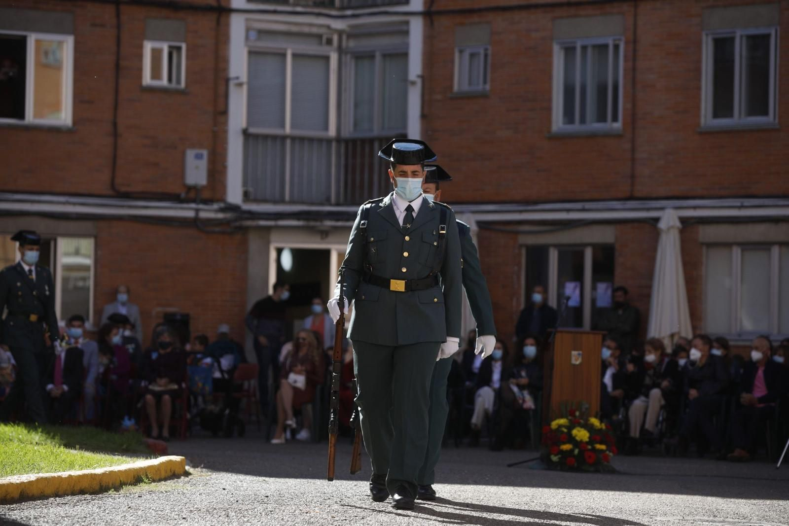 GALERÍA   Zamora y su Guardia Civil celebra así el día del Pilar