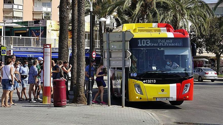 Streik der Busfahrer im Südwesten von Mallorca verschärft sich