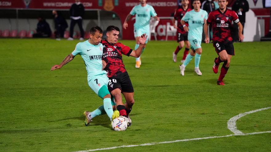 José Alberto bloquea al Sporting