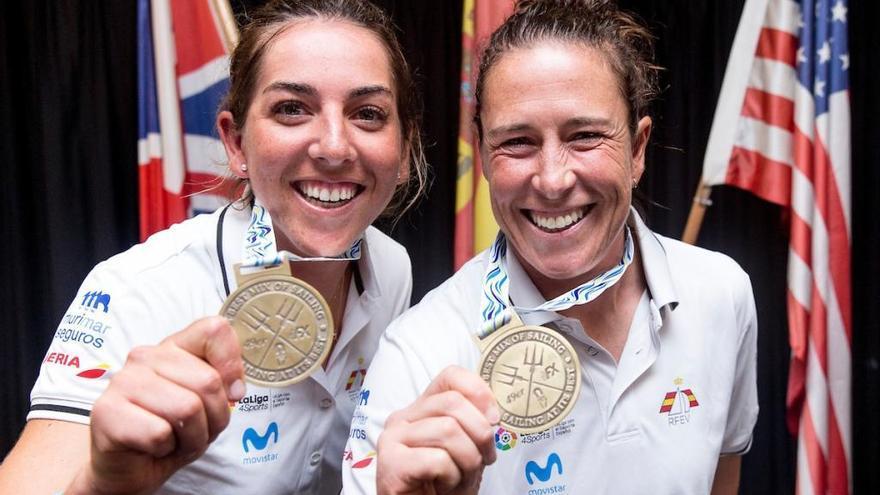 Echegoyen se proclama campeona del mundo en Geelong