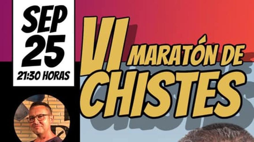 IV Maratón de Chistes